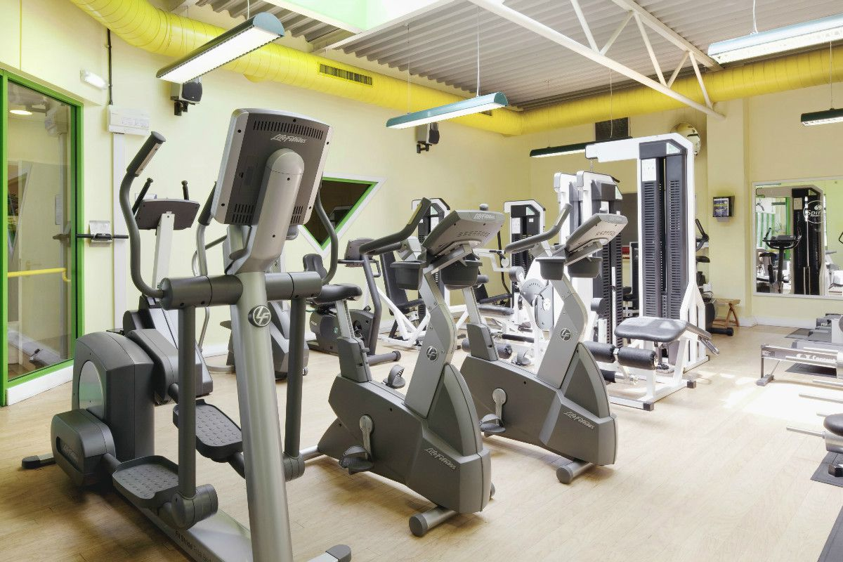 Spirit Health Club Our Facilities Stoke On Trent M6 J15 Hotel